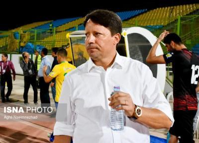 سرجیو بنتو: احترام زیادی برای پرسپولیس قائلیم
