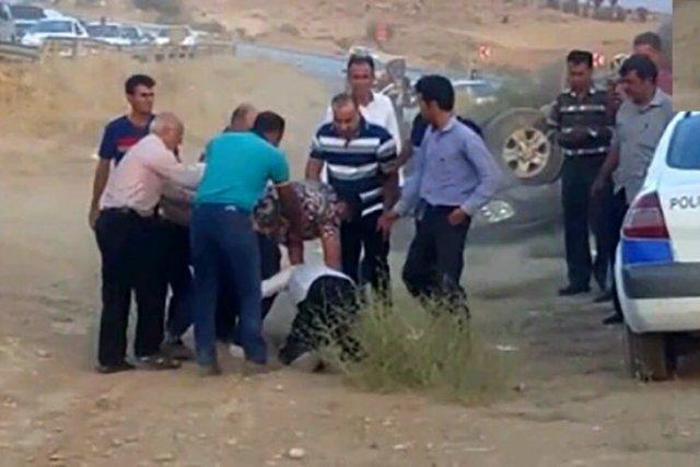 ارجاع پرونده ضاربان پلیس راهور به دادسرا