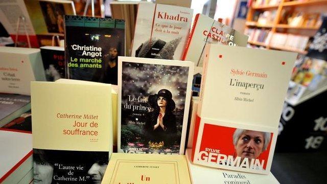 خشم کتاب فروشان فرانسوی از یک جایزه ادبی