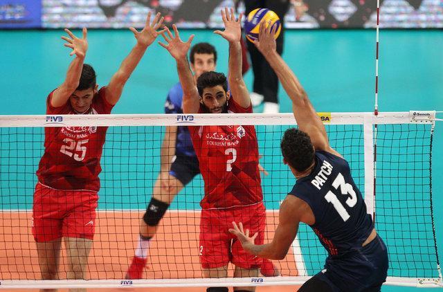 شش تیم دور سوم والیبال قهرمانی دنیا تعیین شدند، ایران سیزدهم شد