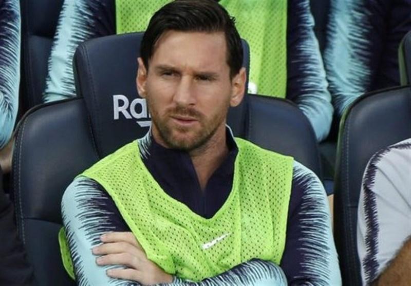 فوتبال دنیا، لیونل مسی: بارسلونا در فاز دفاعی ضعیف است، تیم ما نباید به یک بازیکن وابسته باشد