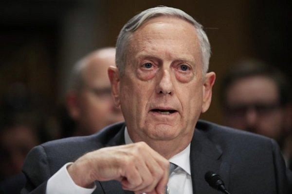 سفر وزیر دفاع آمریکا به چین لغو شد