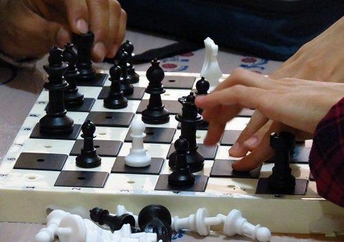 نتایج دور پنجم و ششم مسابقات سریع شطرنج، در انتظار کسب مدال های خوشرنگ