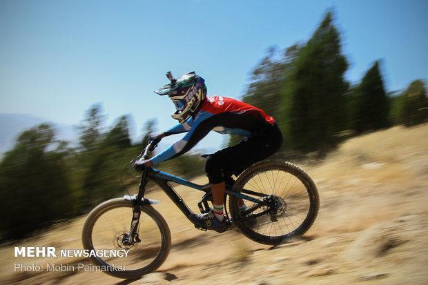 ایران میزبان دوچرخه سواری کوهستان کلاس دو جهانی شد