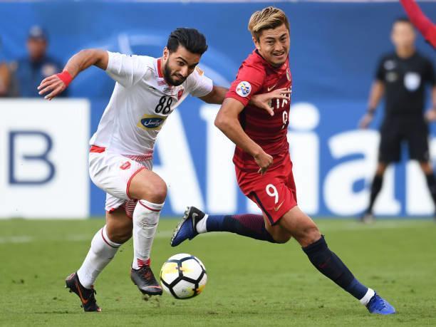 مسائل پرسپولیس در بازی مقابل کاشیما از نگاه ناصر ابراهیمی