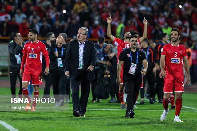 فوتبال ایران در انتظار حماسه بزرگ پرسپولیس