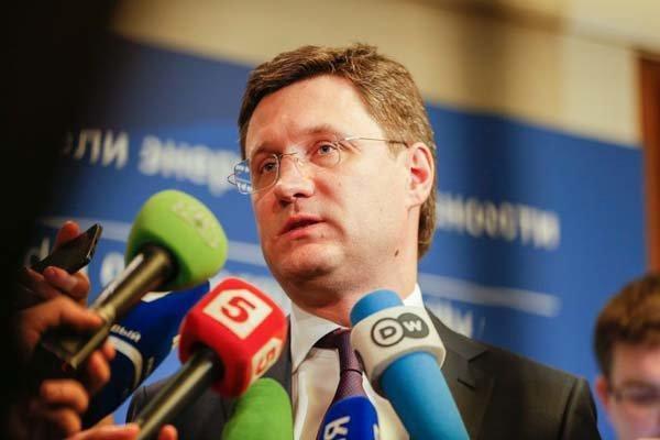 وزیر انرژی روسیه: با اوپک قرارداد همکاری امضا می کنیم