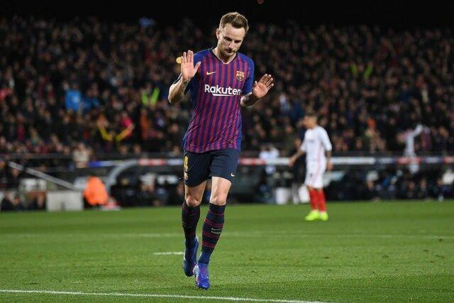 بارسلونا با تحقیر سویا به نیمه نهایی کوپا دل ری رسید
