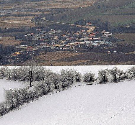 کاهش دما در نیمه شمالی کشور