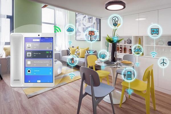 بزرگ ترین تلفن تصویری اندروید، دستگاهی مناسب برای خانه های هوشمند