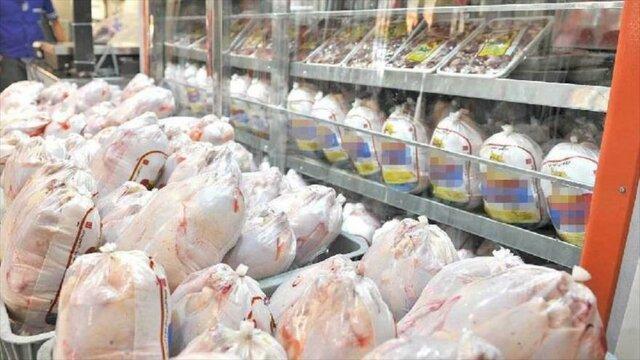 چگونه قیمت مرغ کاهش یافت؟