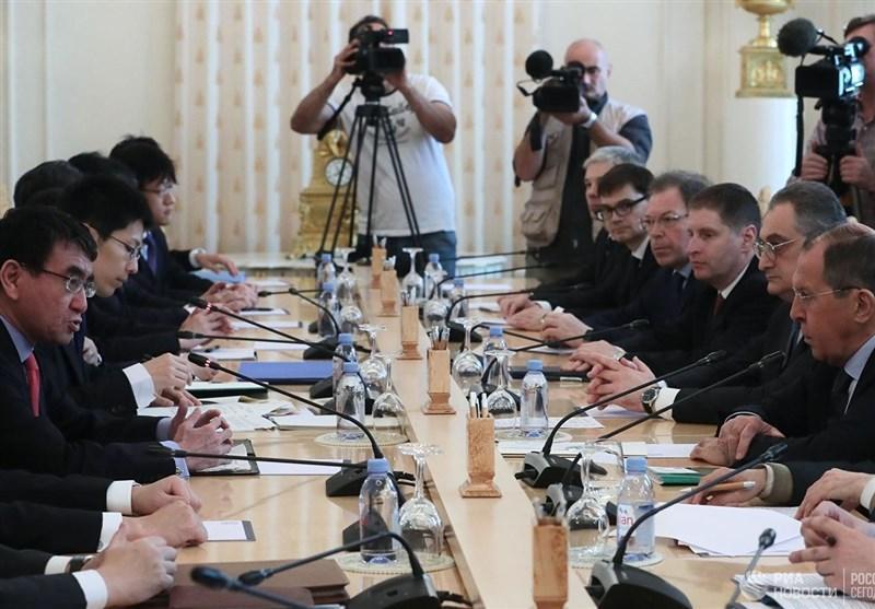 امیدواری لاوروف به نزدیک شدن مواضع روسیه و ژاپن درباره پیمان صلح
