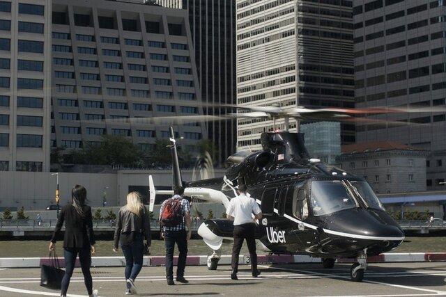وعده راه اندازی سرویس حمل و نقل مسافران با هلیکوپتر