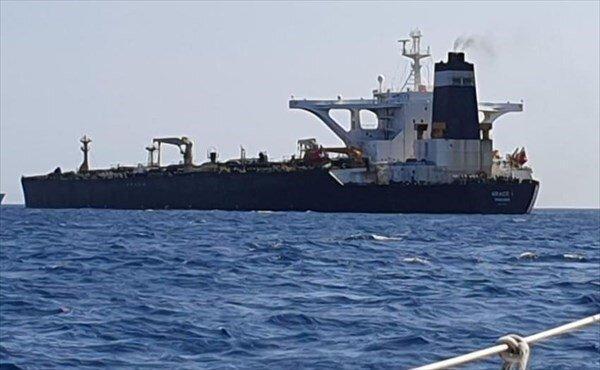 حکم آزادی ناخدا و سه خدمه نفتکش ایرانی گریس 1 صادر شد