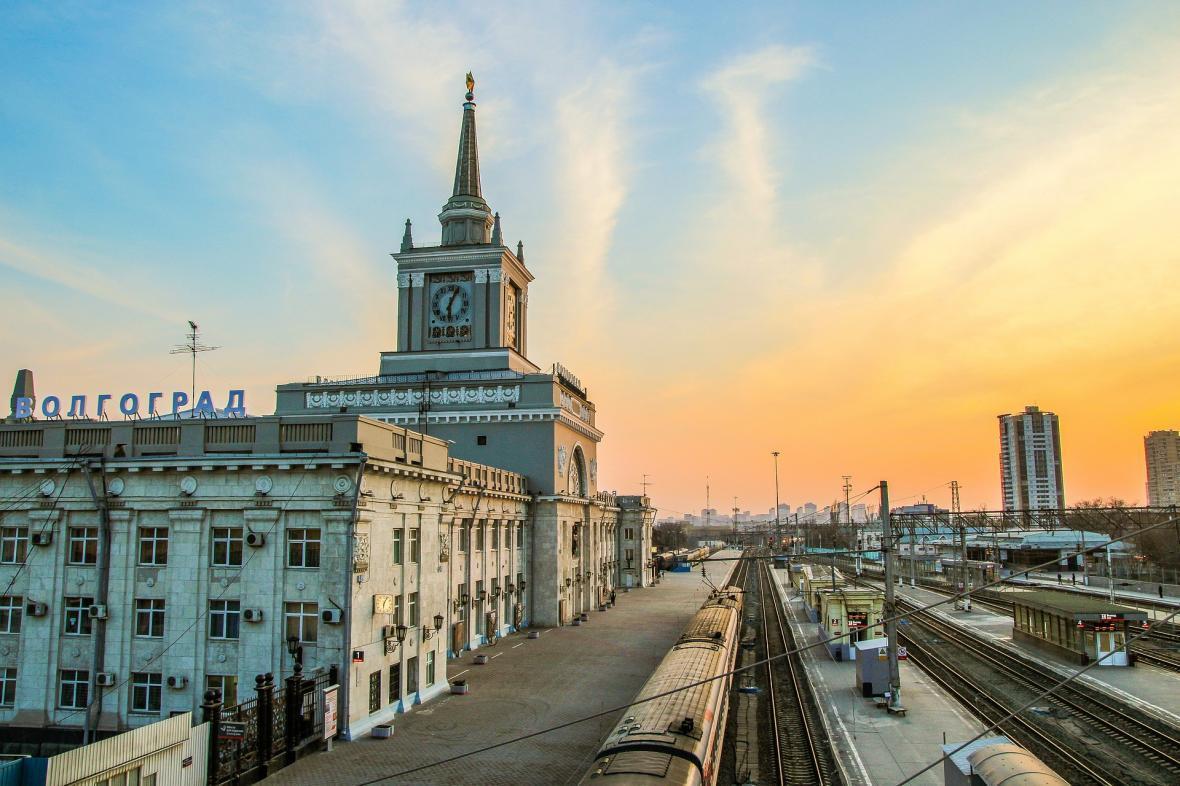 آشنایی با شهر ولگاگراد