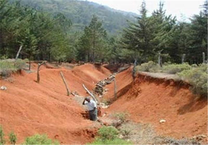حفظ خاک لس سبب توسعه کشاورزی گلستان می شود