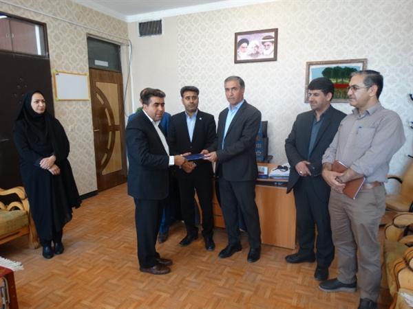 مسئول جدید امور حقوقی و املاک میراث فرهنگی کهگیلویه و بویراحمد منصوب شد