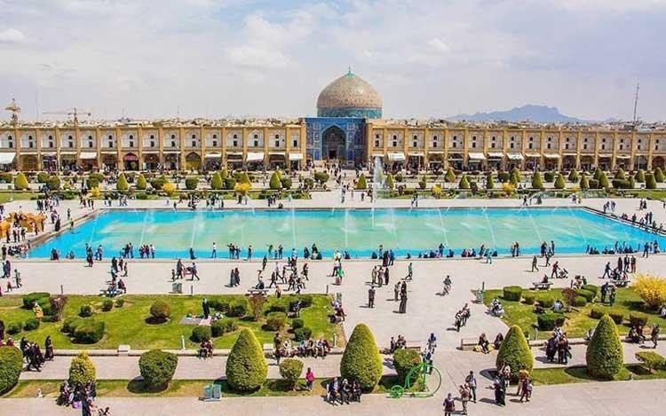 خاتمه یک دهه رکود در گردشگری اصفهان