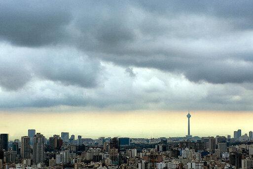 کاهش دمای هوا در شمال و شمال غرب ایران