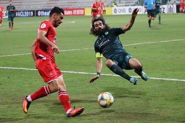 دو مدافع پرسپولیس در تیم منتخب هفته AFC