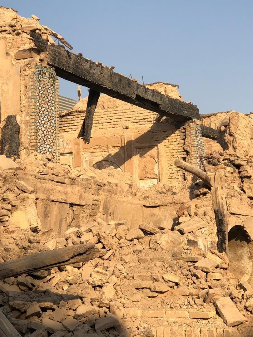 خانه تخریب شده در بافت تاریخی شیراز فاقد ارزش ثبت است