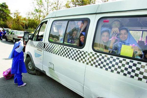 سرویس های مدارس کاشمر به تعهد خود عمل نکردند