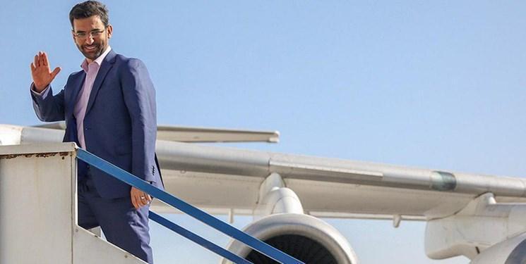 اجاره هواپیمای اختصاصی برای آقای وزیر با بودجه همراه اول
