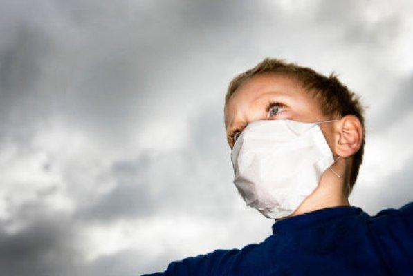 تاثیر آلودگی هوا و ابتلای بچه ها به آلرژی در اولین سال زندگی