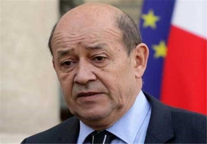 دیدار بارزانی و لودریان درباره داعشی های فرانسوی