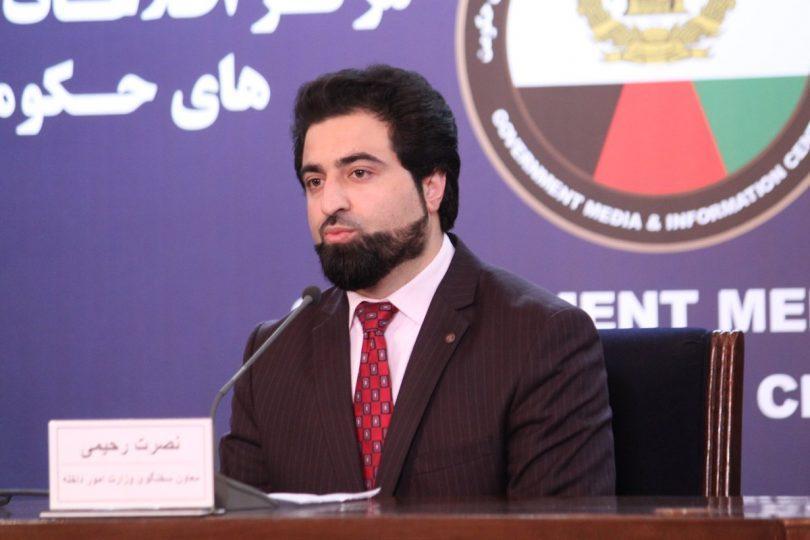 وزارت داخله یورش نیروهای امنیتی به کمیسیون انتخابات را رد کرد