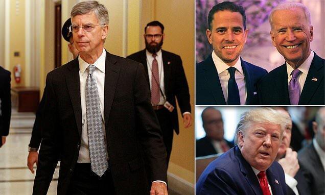 مهر تائید سفیر آمریکا به گروکشی سیاسی ترامپ از رهبر اوکراین