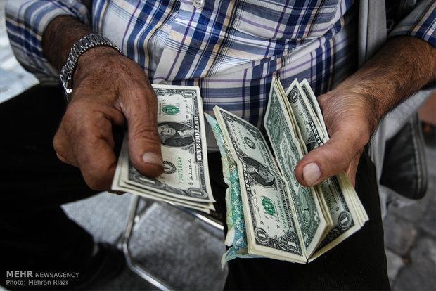 جزئیات قیمت انواع ارز، نرخ تمامی ارزها ثابت ماند