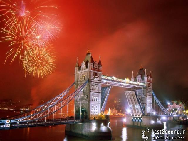 زیباترین شهرهای جهان : لندن، انگلیس
