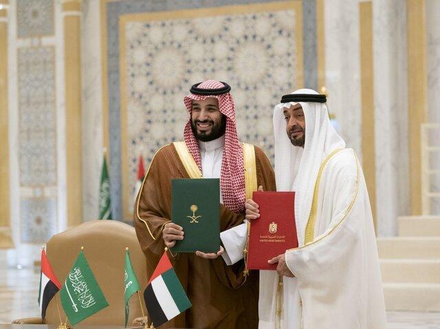 دعوت ولیعهد عربستان از امارات برای حضور در نشست گروه 20