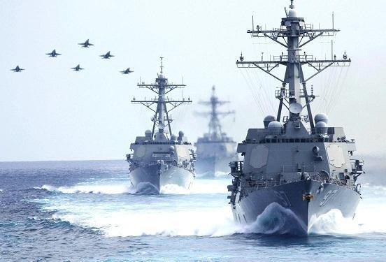 نشنال اینترست گزارش داد: پنج نیروی دریایی برتر دنیا
