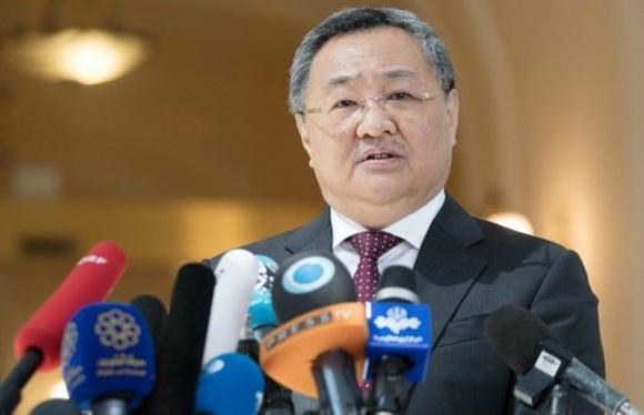 چین اقدامات آمریکا را عامل تنش های کنونی بر سر برجام دانست