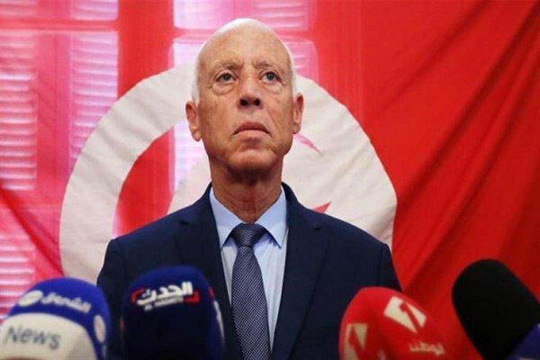 قیس سعید: ترسیم مرز دریایی لیبی و ترکیه ربطی به تونس ندارد