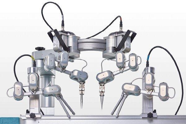 ربات فوق دقیق برای جراحی های حساس طراحی شد