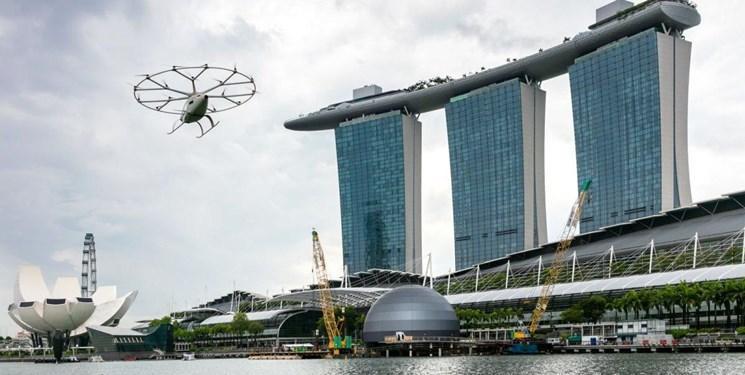 راه اندازی تاکسی هوایی در شرق آسیا جدی شد