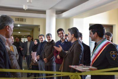دفتر امور کنسولی دانشگاه حکیم سبزواری افتتاح شد
