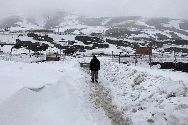 درگذشت یک کولبر بر اثر سرما در کردستان