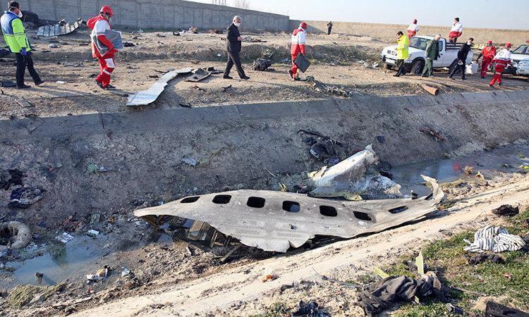 خانواده جان باختگان هواپیمای اوکراینی برای شکایت کجا مراجعه کنند؟