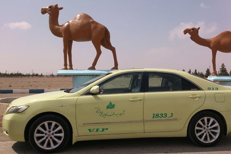 ورود سری جدید تاکسی های خارجی به مهرآباد