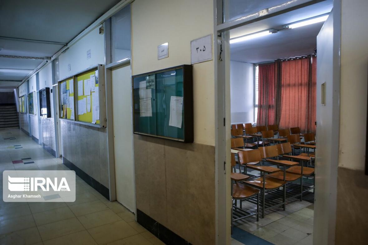 خبرنگاران دانشگاه های مازندران تا خاتمه هفته جاری تعطیل شدند