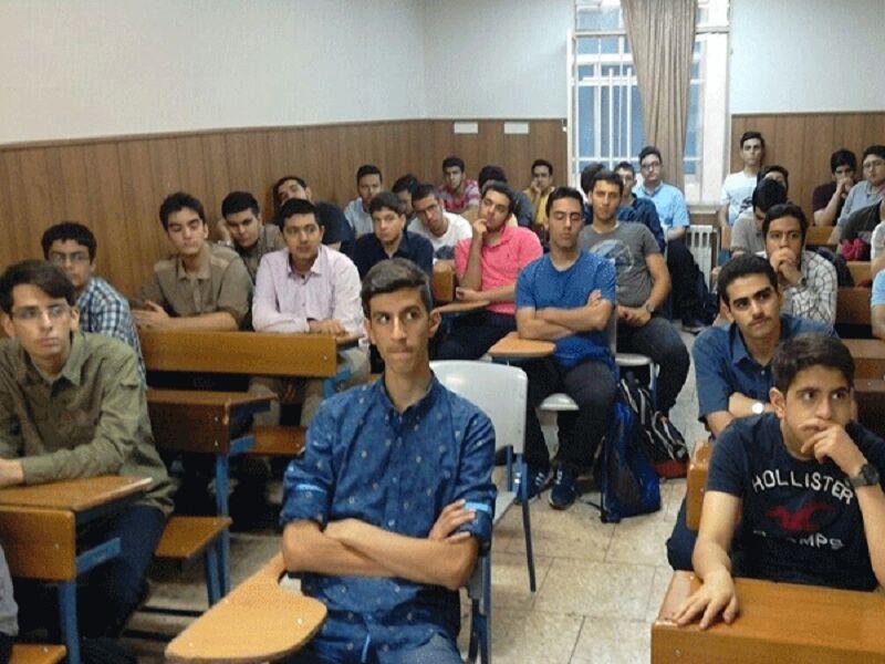 خبرنگاران مدارس و مراکز آموزشی استان تهران تا آخر هفته تعطیل شدند