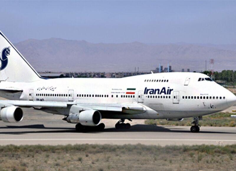 خبرنگاران پروازهای ایران ایر به میلان همچنان انجام می گردد