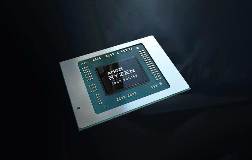 AMD از دو پردازنده رایزن 9 4900H و 4900HS مخصوص لپ تاپ رونمایی کرد