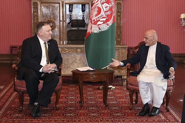 غنی و عبدالله توافق نکردند، کمک 1 میلیاردی آمریکا به افغانستان از کف رفت