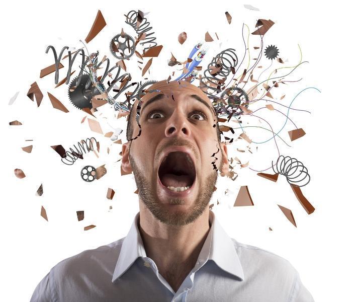 اثرات استرس بر بدن شما