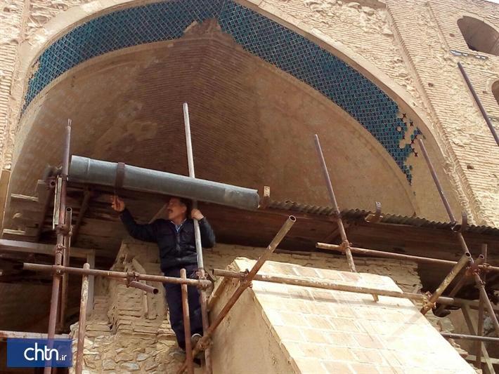 برپایی 4001 کارگاه مرمت آثار تاریخی در استان اصفهان